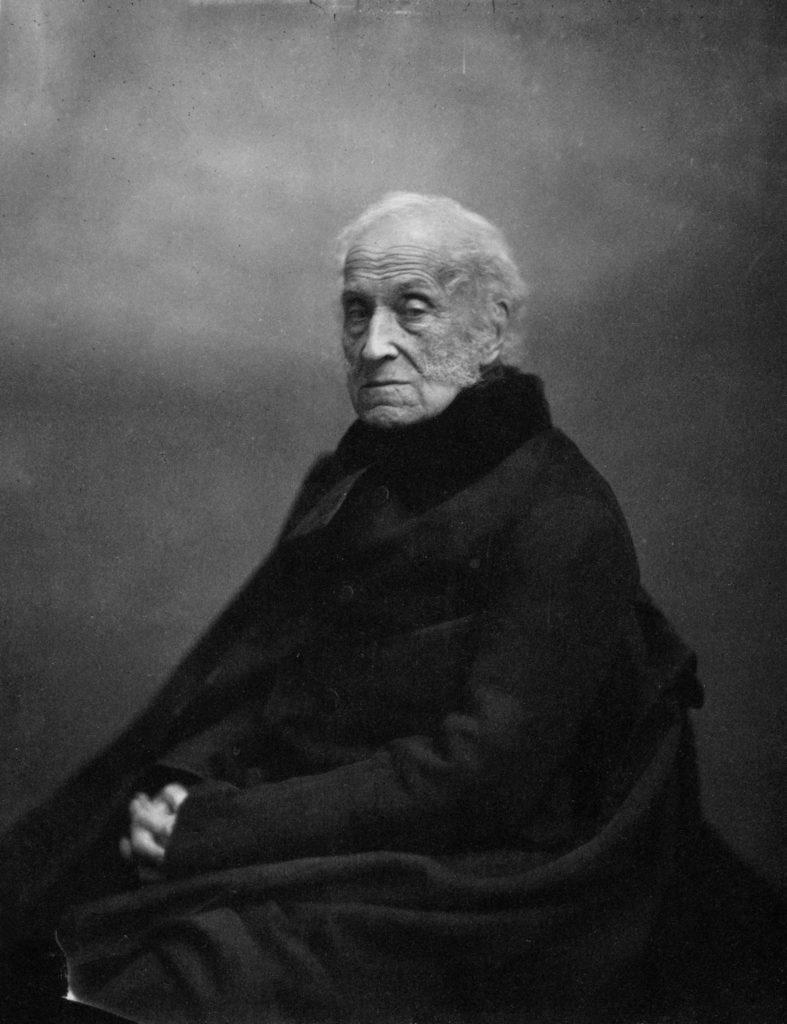 アダム・イエジィ・チャルトリスキ公 1861年ナダール撮影