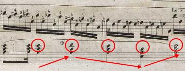 エチュード「木枯らし」Op.25-11(フランス初版)