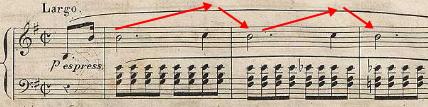 前奏曲Op.28-4(フランス初版)
