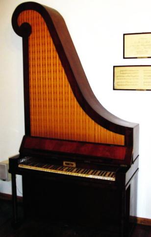 ショパン少年時代のピアノ ポーランド,ジェラゾヴァ・ヴォーラ,ショパンの生家