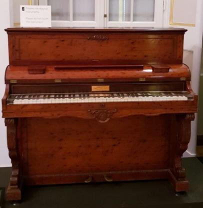 ショパンが晩年使用したピアノ