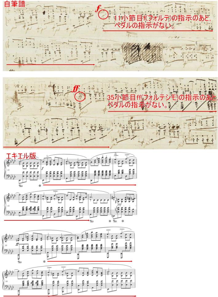 ショパン 前奏曲 Prelude Op.28-17 変イ長調