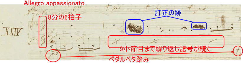 ショパン 前奏曲 Prelude Op.28-24 ニ短調