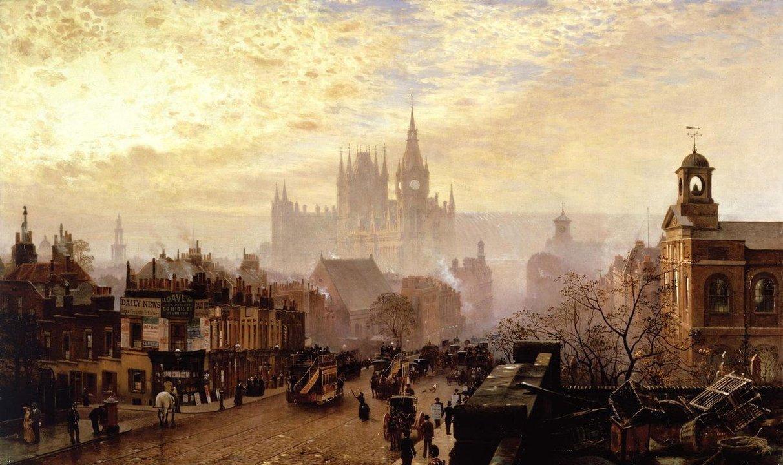 19世紀のロンドン