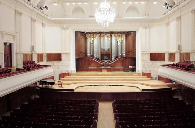 ワルシャワのフィルハーモニー・ホール