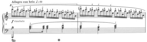 ショパン エチュード(練習曲集)Op.10,Op.25【概要と目次】
