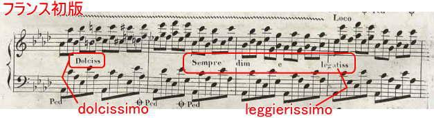 ショパン エチュード(練習曲集)Op.10,Op.25【ショパンが記譜した演奏指示】