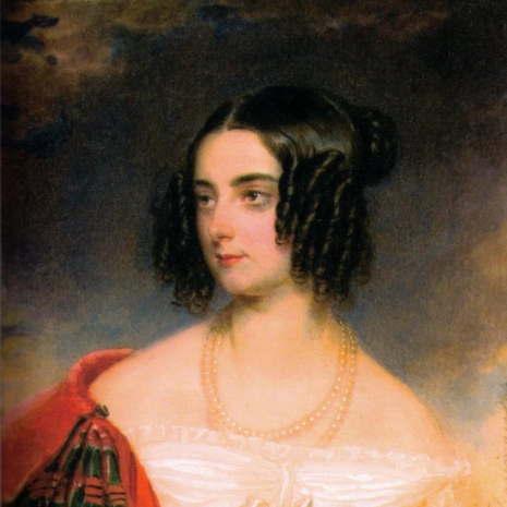 デルフィナ・ポトツカ伯爵夫人