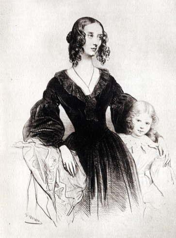 スターリング 1830年頃 ドゥヴェリア作