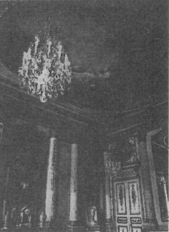 ショパン最後の住居となった部屋。パリ,プラス・ヴァンドーム街12番地。