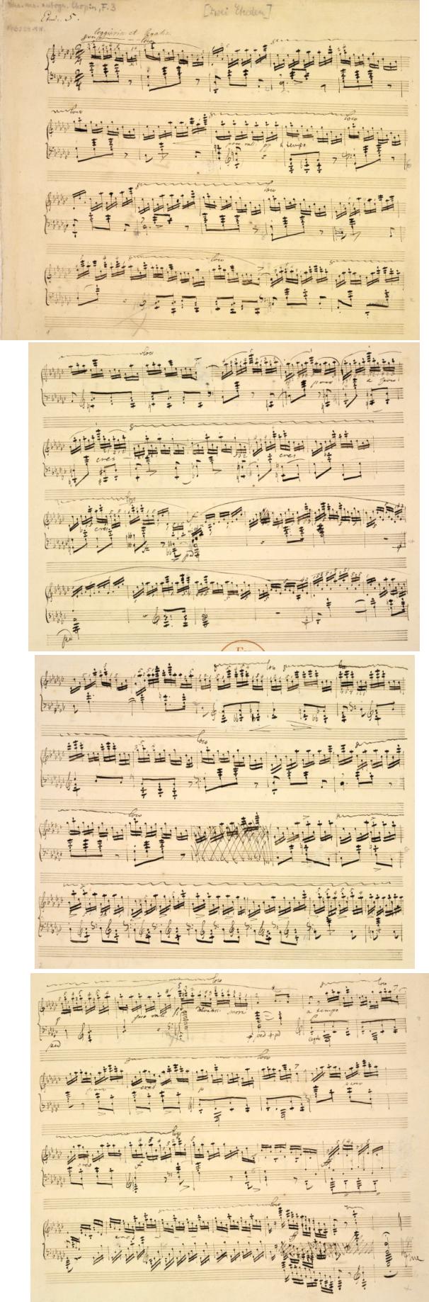 ショパン 練習曲(エチュード) Op.10-5 変ト長調『黒鍵』